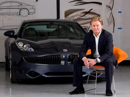 Henrik Fisker démissionne de Fisker Automotive