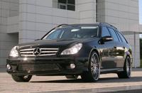 Mercedes ELS par Pogea Racing: Nez d'emprunt