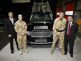 Un million de Range Rover dans la nature