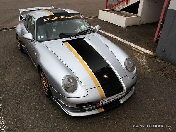 Photos du jour : Porsche 911 993 3.6 Coupé