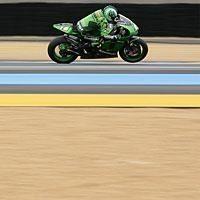 """Moto GP: France D.2: Randy: """"Je peux le faire""""."""