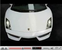 Vidéos : Lamborghini Gallardo LP560-4, venimeuse.