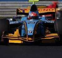 GP2 - Nelson Panciatici: Le toboggan des Ardennes en guise de tremplin ?