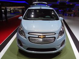 General Motors : objectif 320 km d'autonomie en électrique