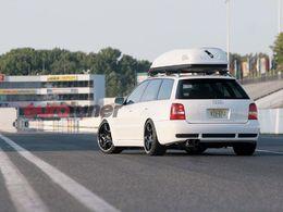 Audi S4 Avant, ou comment promener belle maman avec 600 chevaux sous le capot