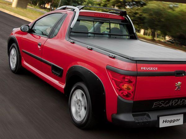 PSA Peugeot Citroën : un pick-up à venir ?