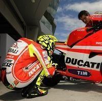 Moto GP - Ducati: Rossi a remporté un prix pour sa saison 2010