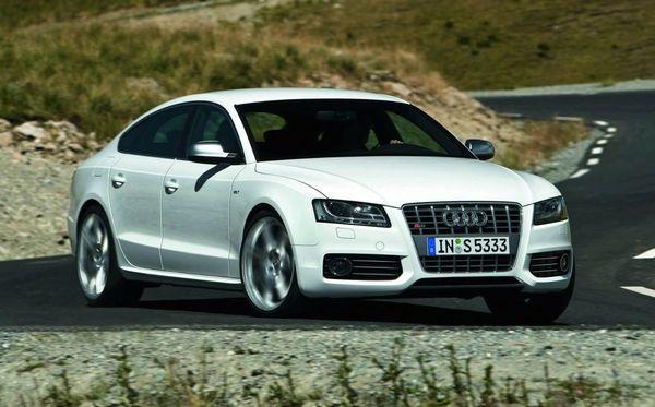 Audi S5 Sportback : c'est elle