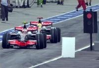 Formule 1 Malaisie : Kovalainen et Hamilton reculent de 5 places !
