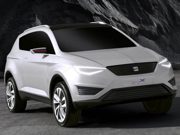 Rapid'news - Seat s'attelle à son futur SUV...
