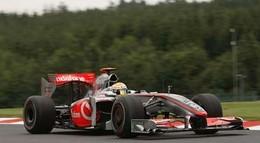 F1 - GP Belgique essais libres 2 : Hamilton de retour
