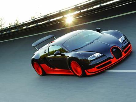 La future Bugatti dévoilée début 2016... au plus tard!