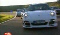 La vidéo du jour : 5 Porsche 997 Turbo à l'essai !
