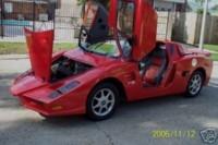 Une Ferrari 'Lambienzotte' à vendre sur E-bay !