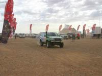 Rallye Aïcha des Gazelles: Une deuxième étape pleine de vent