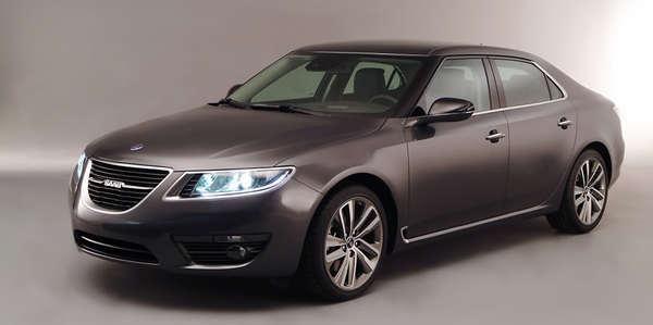 [Vidéo] La nouvelle Saab 9-5 commentée par son designer
