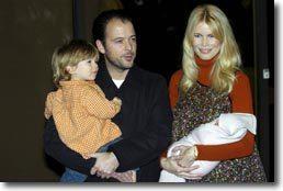 Claudia Schiffer maman pour la deuxième fois