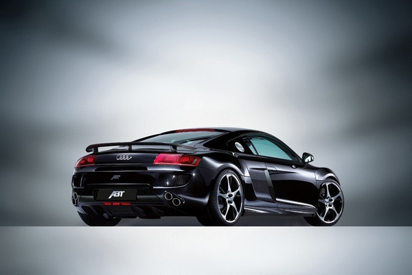 """ABT CW 35: 600 ch """"exploitables"""" pour l'Audi R8 5.2 FSI"""