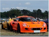 Photo du jour : Lotus Exige MK1