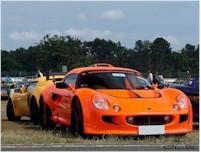 Photo du jour : Lotus Exige MK1