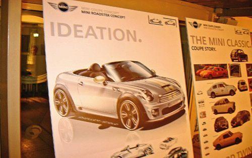 Mini Roadster Concept : c'est elle