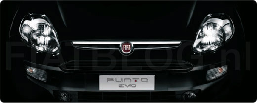 teaser au tour de la nouvelle fiat grande punto evo. Black Bedroom Furniture Sets. Home Design Ideas