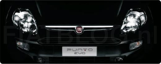 Teaser : au tour de la nouvelle Fiat Grande Punto Evo