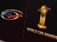 Voiture mondiale de l'année 2013 : tous les finalistes