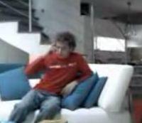 Vidéo moto : Rossi dans la pub