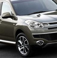 Citroën et Peugeot: un nouveau petit SUV sur base Mitsubishi?