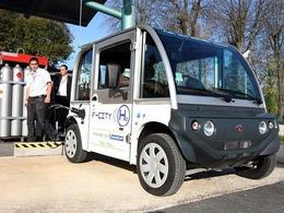 La F-City H2 présentée à Belfort
