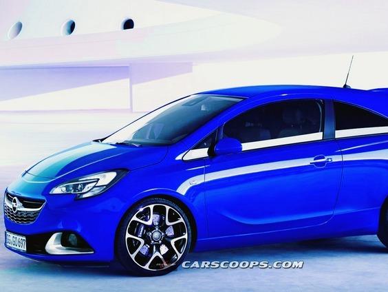 Future Opel Corsa OPC: annoncée à 200 ch