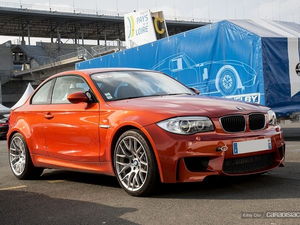 Photos du jour : BMW Série 1M (Exclusive Drive)