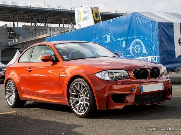 Photos du jour : BMW Série 1M (Exclusive Drive)