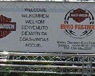 L'Harley Davidson Euro Festival a gagné ses galons.
