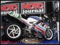 24h du Mans 2009 - RC30 : Mamie fait de la résistance... et le fait bien !!