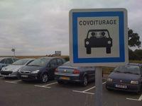 Pas de développement durable pour l'automobile avec le covoiturage