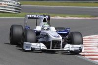 F1-GP de Spa, libres 3: Heidfeld est le plus rapide !