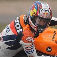 Moto GP: France Tests: Hayden a quand même tourné !