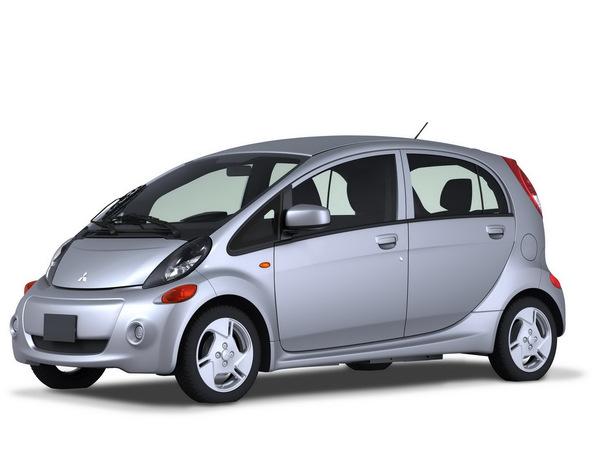 Los Angeles 2010 : la Mitsubishi i-Miev américaine est dopée