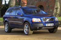 Volvo XC 90 par MR Motorsport