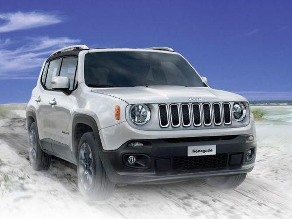 Découvrez la nouvelle Jeep Renegade dans 4 stations balnéaires cet été