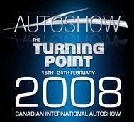 Salon canadien international de l'Auto 2008 : la Hybrid X et le i-REAL de Toyota à l'honneur