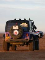 Rallye Aïcha des Gazelles: Choix entre deux parcours pour l'étape 3