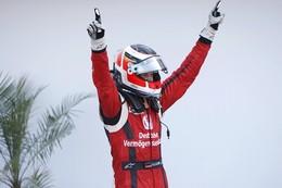 GP2 : le point après Valence : Hulkenberg maintient la cadence