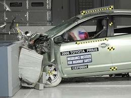 Les occupants de véhicules hybrides s'en sortent mieux dans les accidents de la route