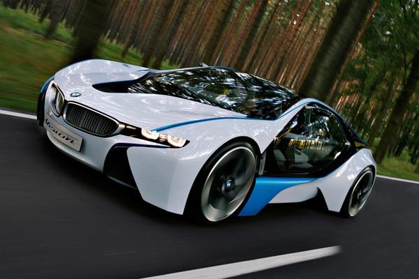 Francfort 2009 : voilà le concept BMW Vision Efficient Dynamics
