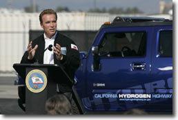Arnold Schwarzenegger, nouveau Terminator de la pollution