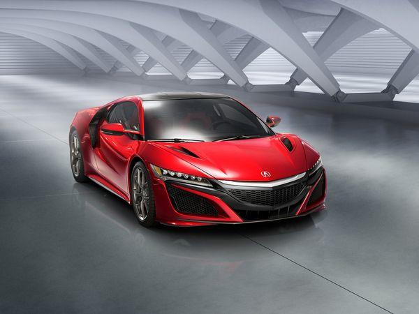Honda : la NSX à partir de 181500€ en France
