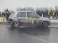 [Hommage-Semaine Ragnotti], jour 5: A l'attaque en Clio !